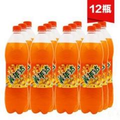 百事 美年达1.25L 一件12瓶 橙味 厦门市
