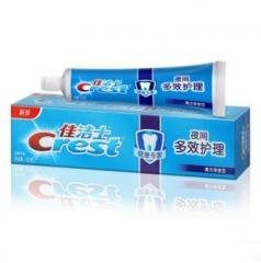 佳洁士(Crest) 健康专家 夜间多效护理牙膏 一支120g 福建省