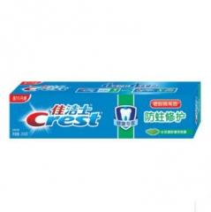 佳洁士(Crest) 健康专家 防蛀修护牙膏(晶莹薄荷) 一支200g 福建省