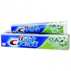 佳洁士(Crest) 佳洁士牙膏90g/支 草本水晶 福建省