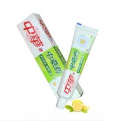 中华 中草药清香水果味牙膏 一支90g 福建省