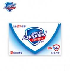 舒肤佳 纯白清香型香皂 115g 厦门市