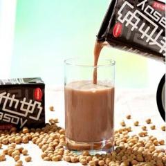 维他 巧克力味豆奶250ml 一件24盒 厦门市