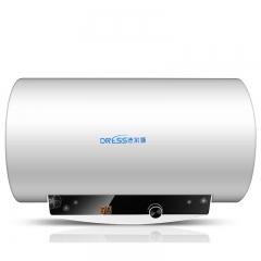 Dress/德尔斯D7-40/50/60/80L升电热水器 圆筒家用速热热水器 40L 全国送达 安