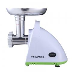 名健MGA-090家用小型多功能电动绞肉机搅肉蒜泥绞菜碎肉机灌肠机