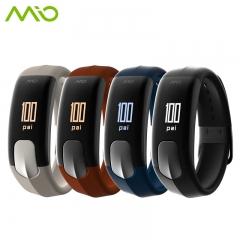 新品上市mio迈欧SLICE手环智能运动手环户外心率检测手表PAI