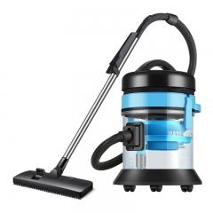 海尔桶式水过滤吸尘器家用小型强力大吸力功率干湿两用装修清洁
