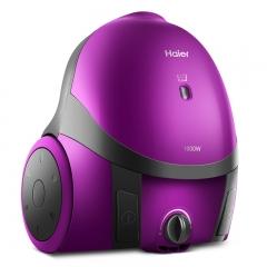 海尔吸尘器卧式家用强力大吸力功率小型手持静音狗毛除螨虫地毯机