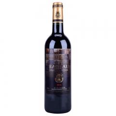 法国波尔多AOP2015干红葡萄酒 单支 全国
