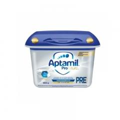 【保税】德国爱他美Aptamil白金版pre段进口婴儿奶粉初段新包装800g 0-6个月 白金版pr