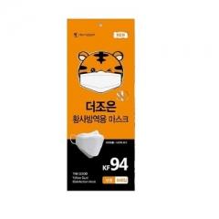 韩国 SNP成人kf94级别口罩 防病菌口罩/包*5个【成人款】 KF94防病菌口罩*5 香港直邮