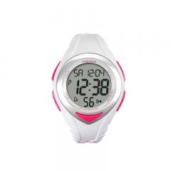 仕博达(SPORTSTAR) 仕博达跑步运动手表跑步家 专业跑步运动手表多功能计步器步频计 白色 白